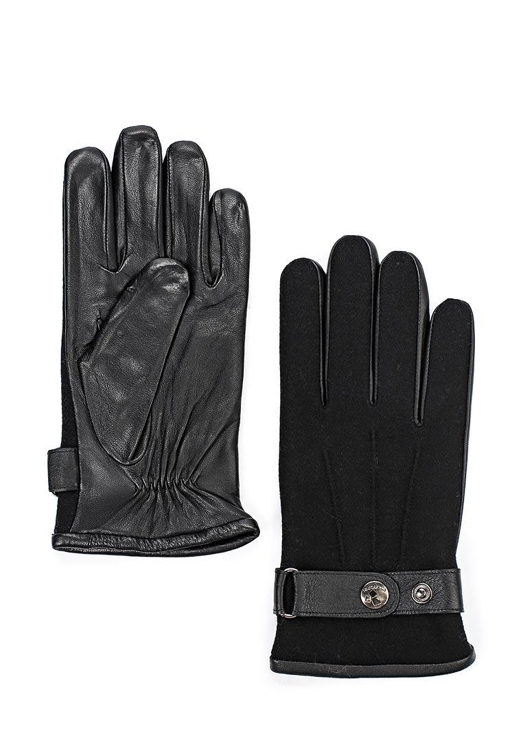 Мужские перчатки Eleganzza IS909 black