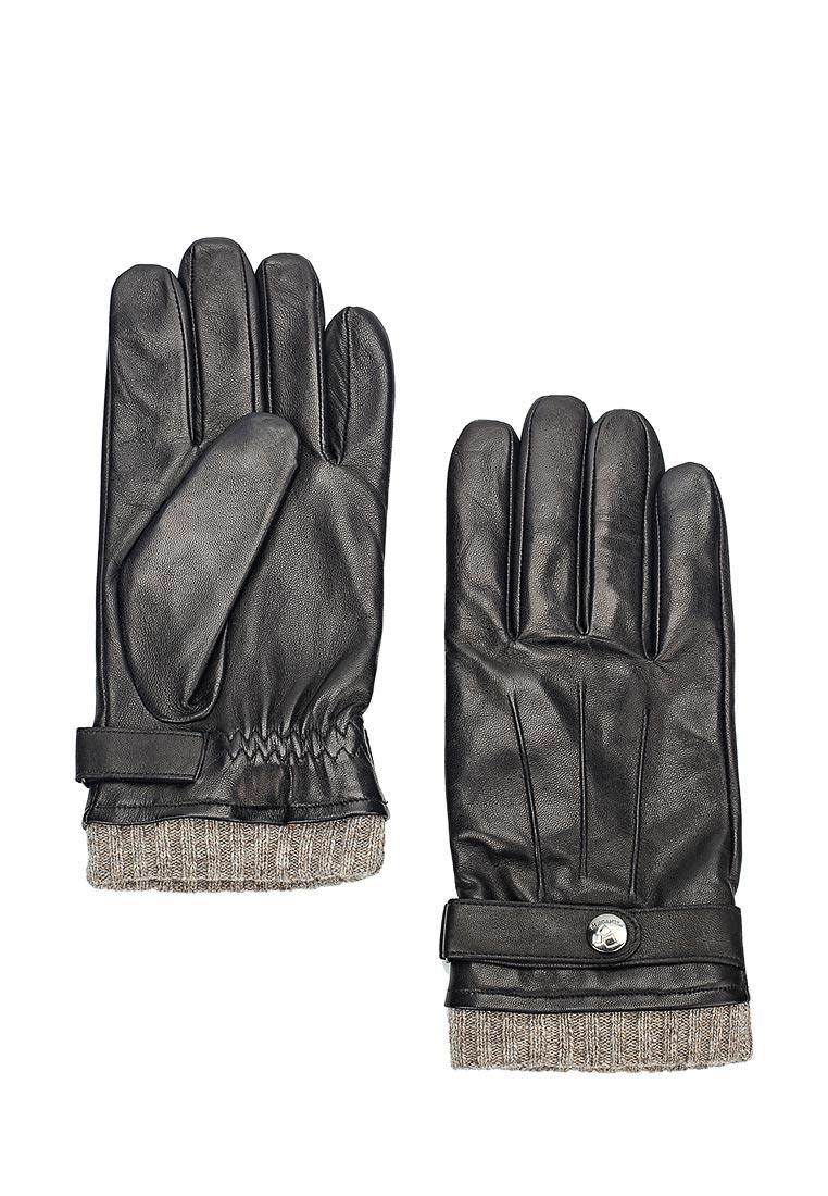 Мужские перчатки Eleganzza IS8918 black