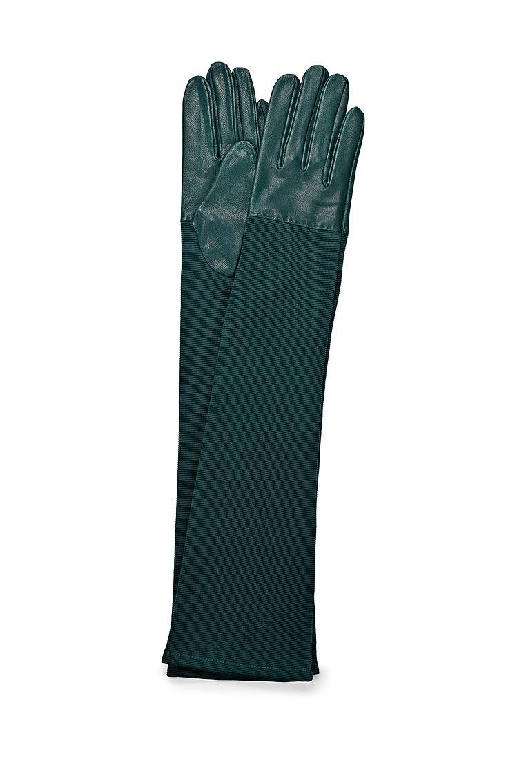 Женские перчатки Eleganzza IS01015 d.green
