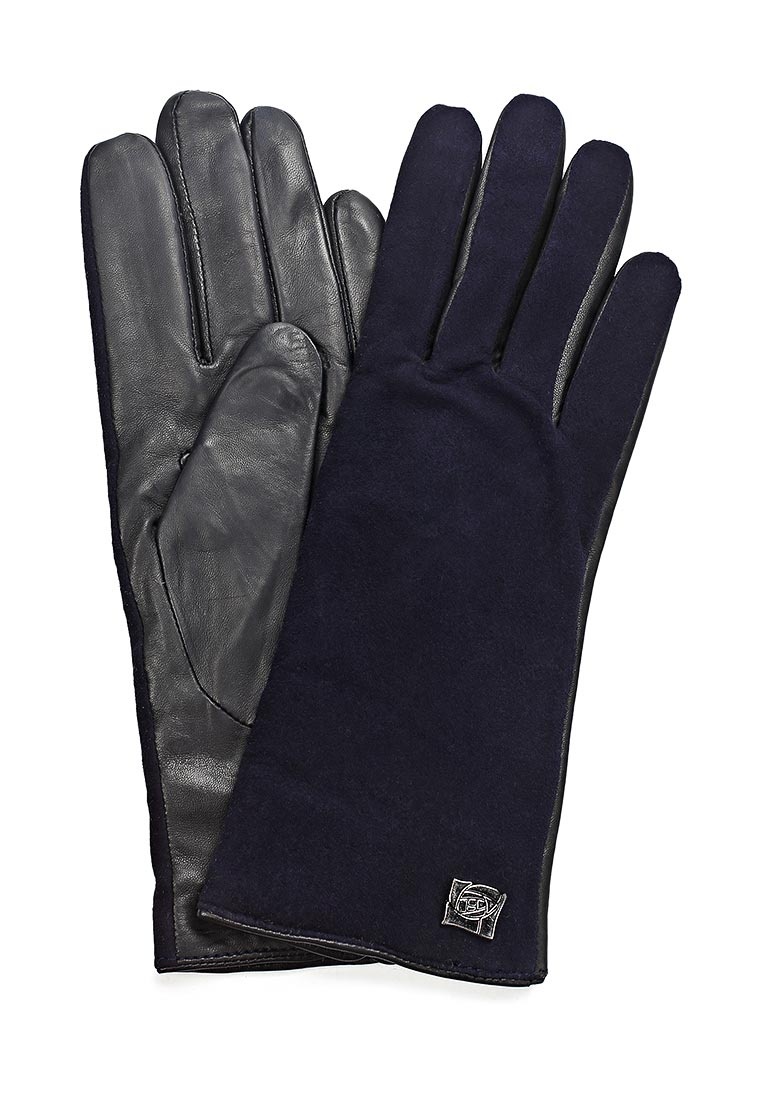 Женские перчатки Eleganzza IS992 navy