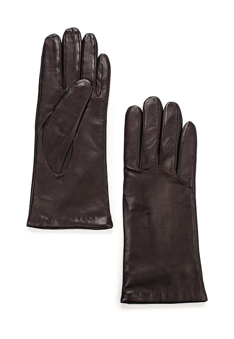 Женские перчатки Eleganzza IS0190 d.brown