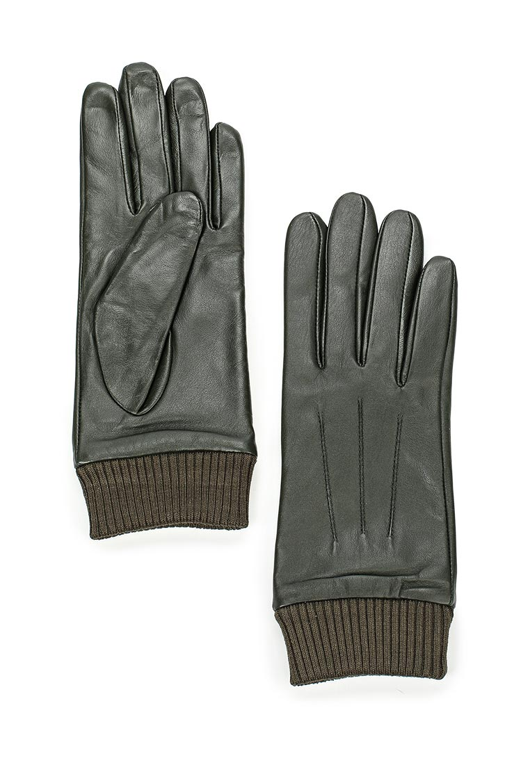 Женские перчатки Eleganzza IS950-1 d.green