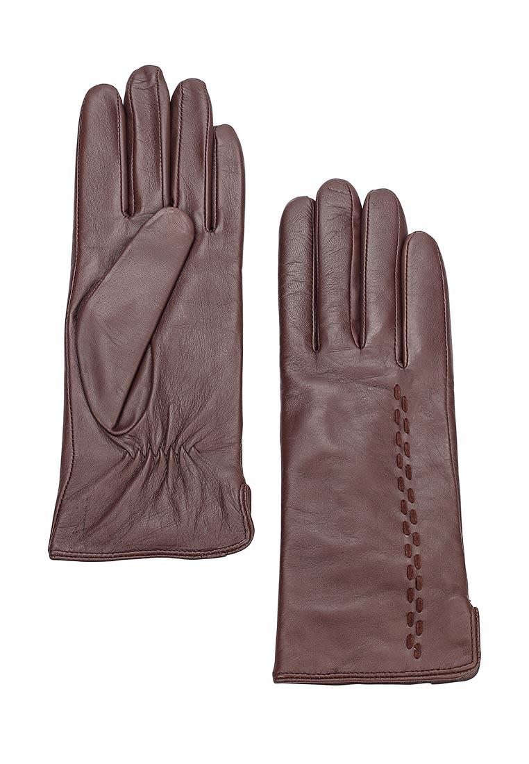 Женские перчатки Eleganzza IS7001 D.BROWN