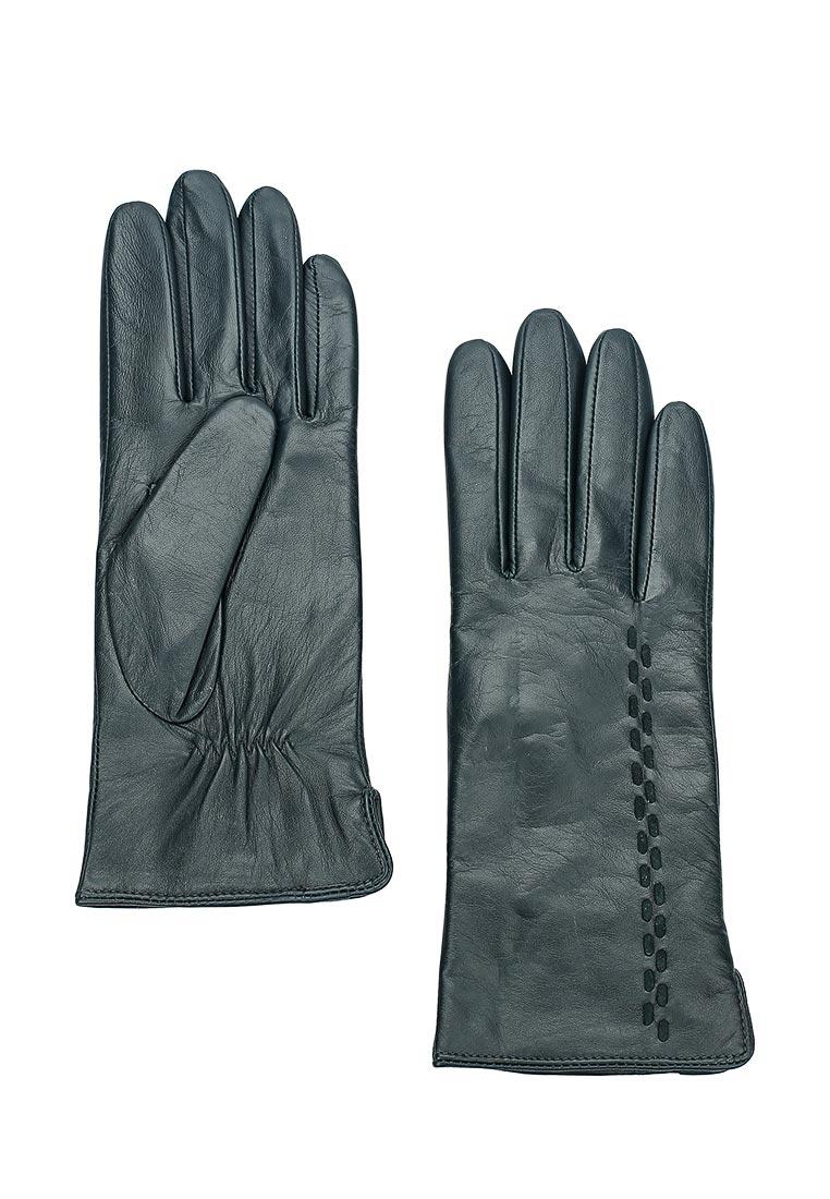 Женские перчатки Eleganzza IS7001 d.green