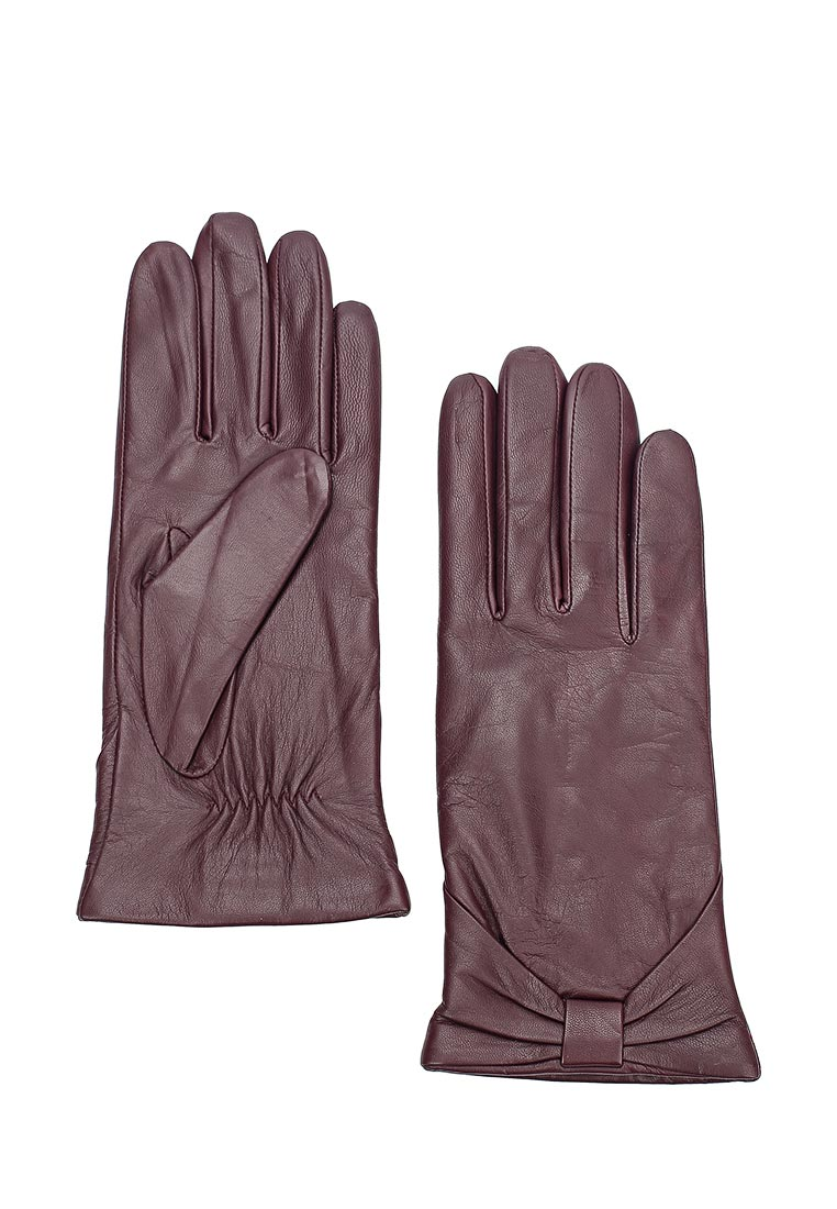 Женские перчатки Eleganzza IS7005 plum