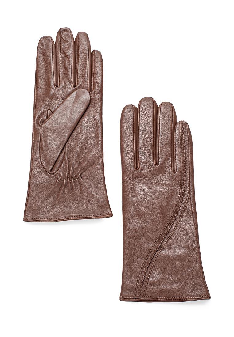 Женские перчатки Eleganzza IS7007 coffee