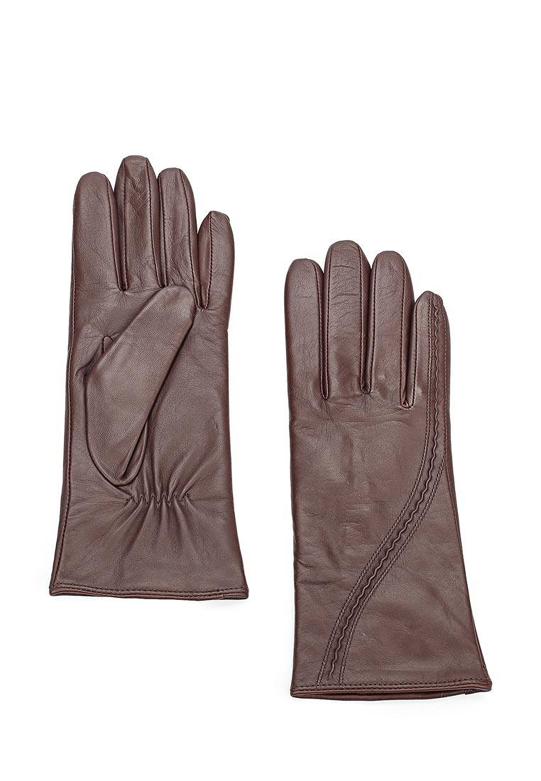 Женские перчатки Eleganzza IS7007 D.BROWN