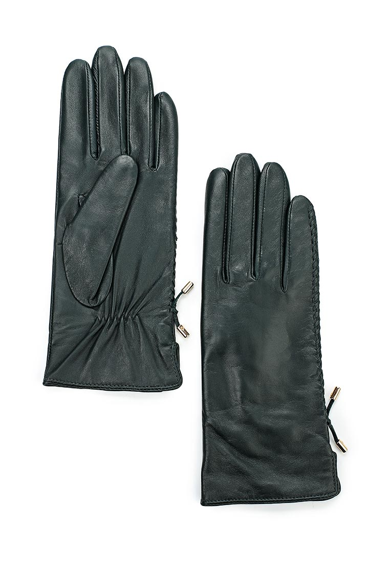 Женские перчатки Eleganzza IS7015 d.green