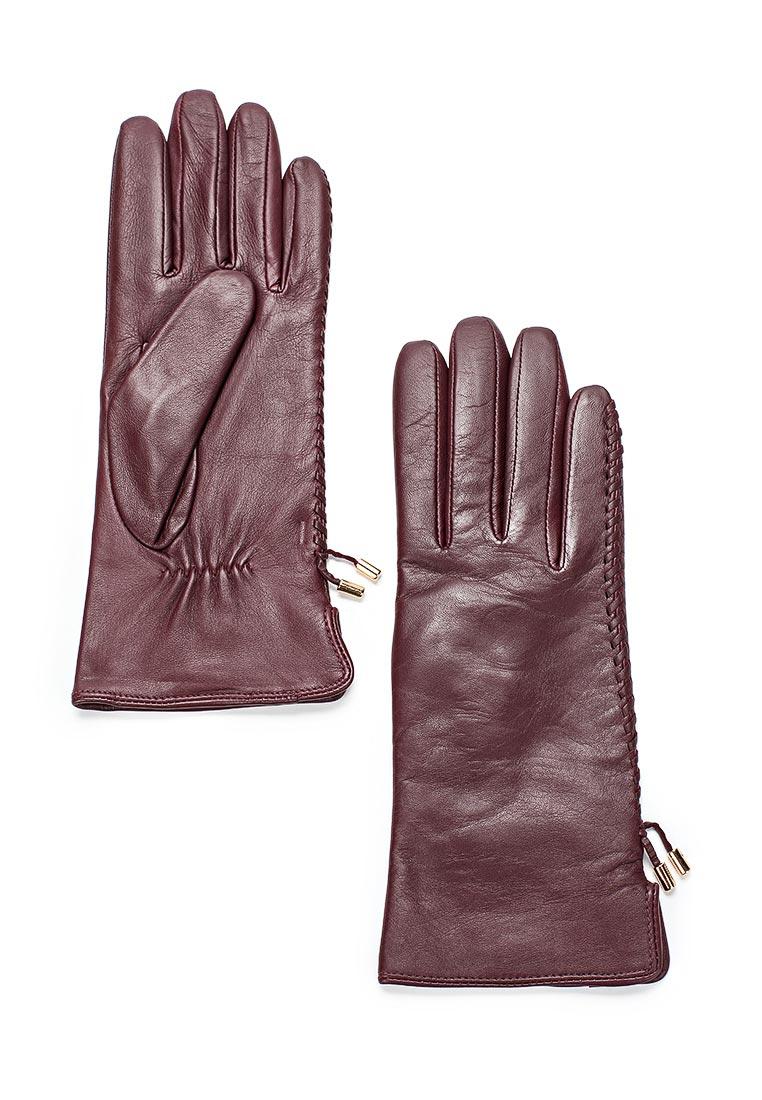 Женские перчатки Eleganzza IS7015 plum