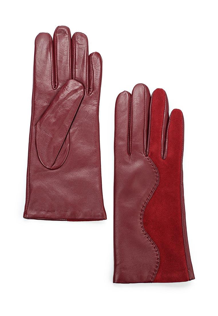 Женские перчатки Eleganzza IS959 bordo