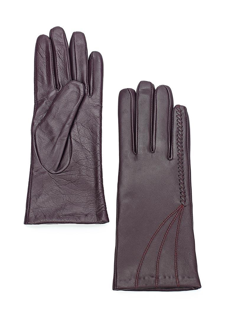 Женские перчатки Eleganzza IS961 plum