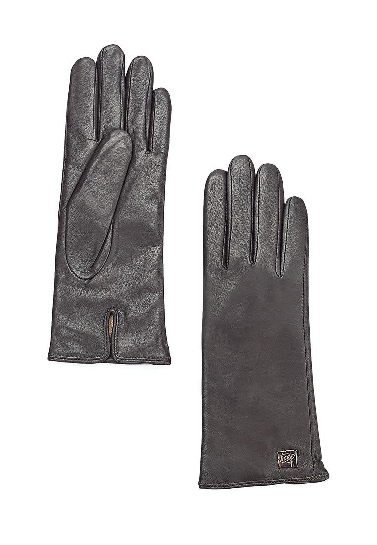 Женские перчатки Eleganzza IS990 d.brown