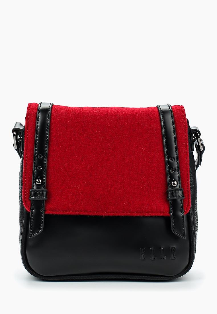 Сумка Elle L5015-Red