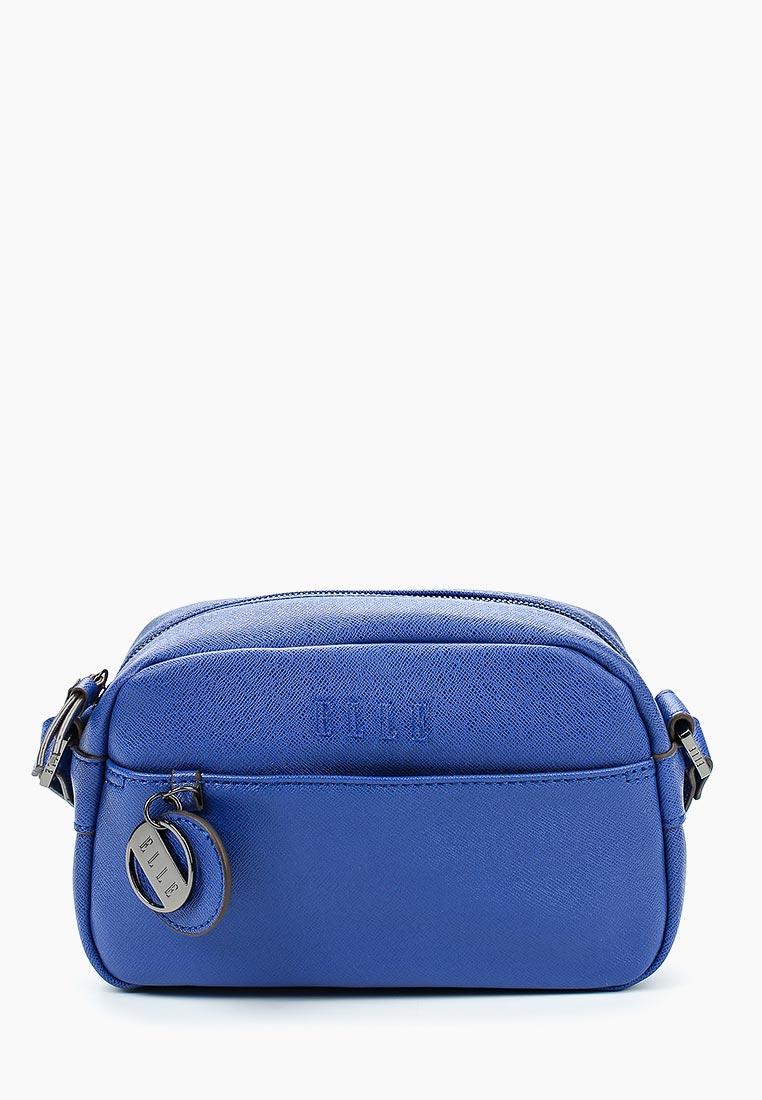 Сумка Elle L5186-Blue