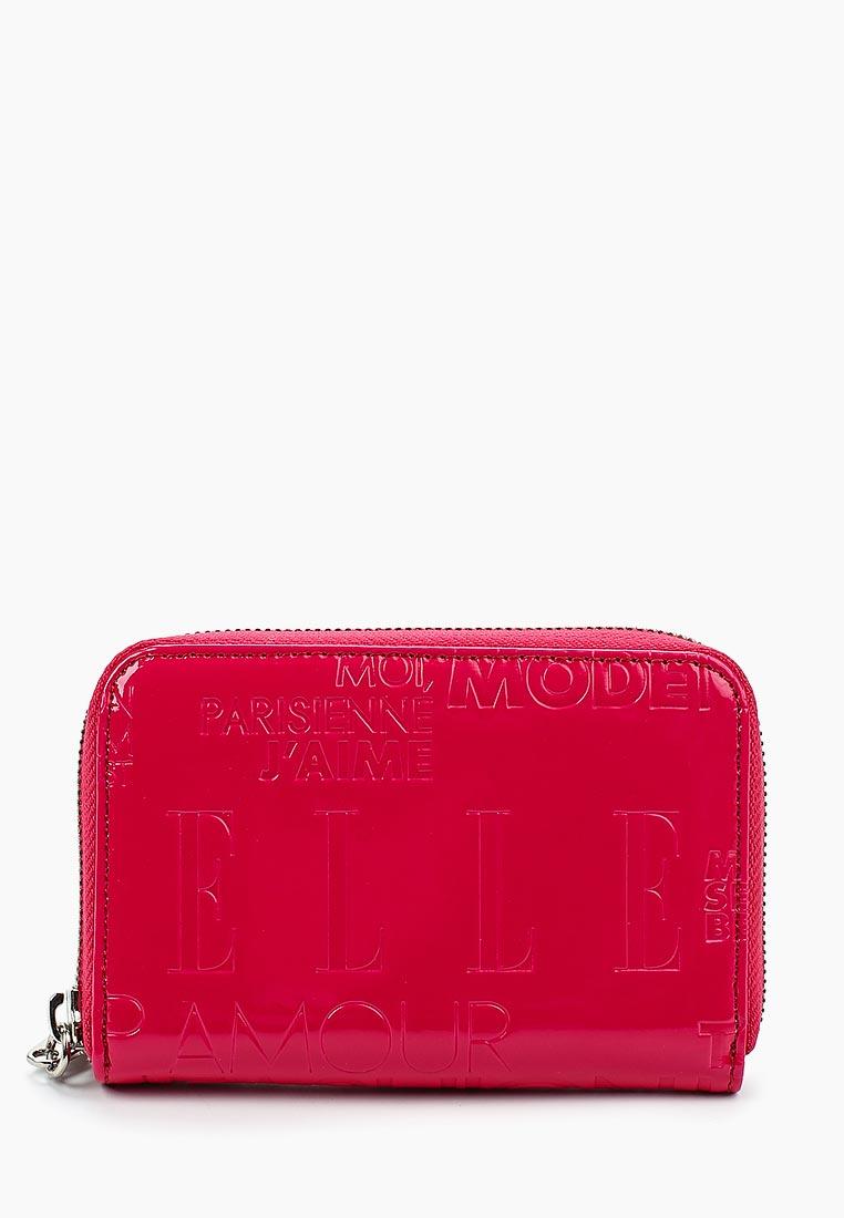 Кошелек Elle L5065-Red