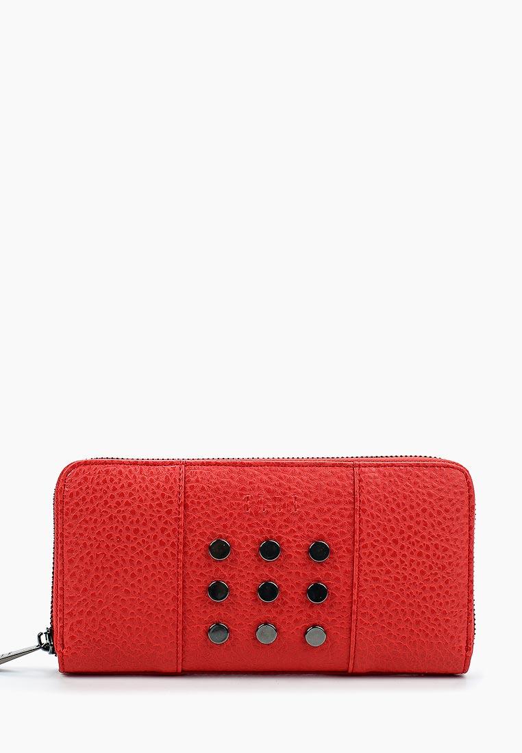Кошелек Elle L5233-Red