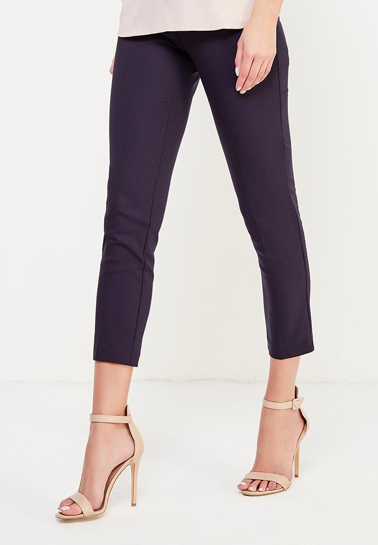 Женские зауженные брюки Emka D-024/carmelita