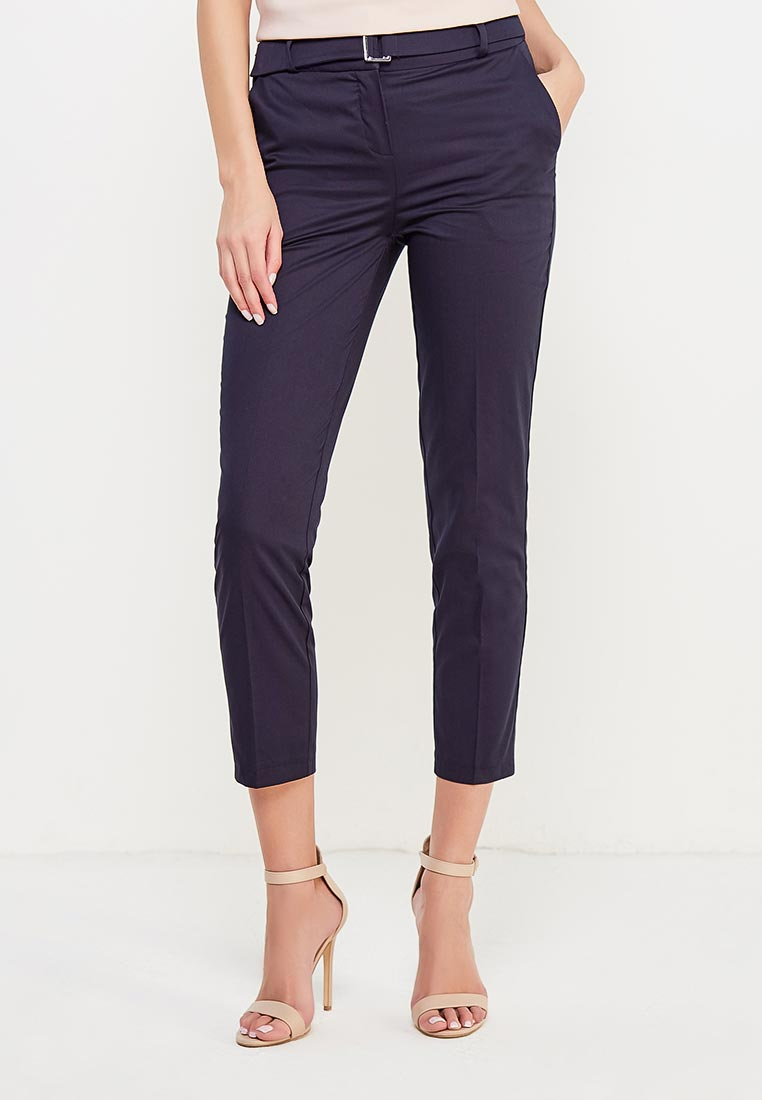 Женские зауженные брюки Emka D-031/stepanida