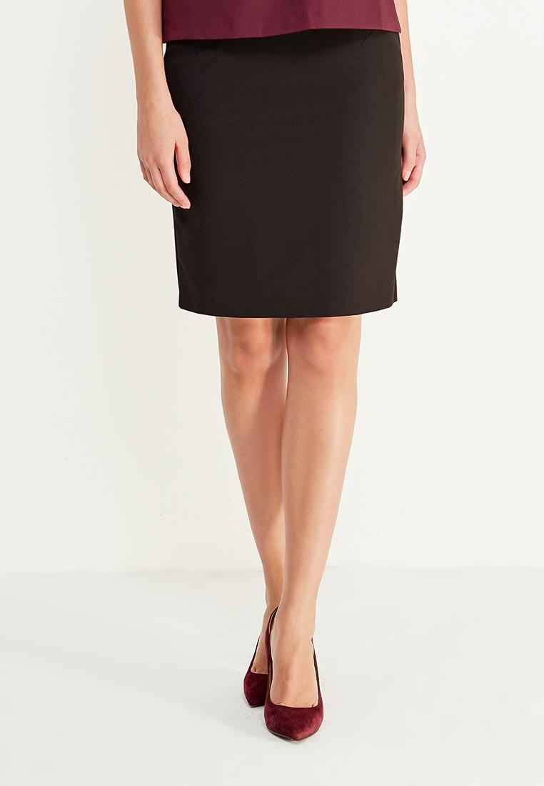 Прямая юбка Emka 682/lenora