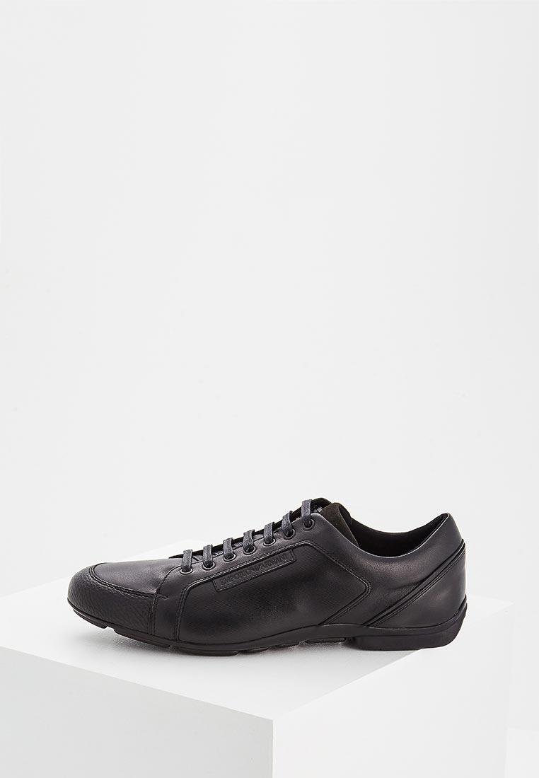 Мужские кроссовки Emporio Armani X4C468 XL021