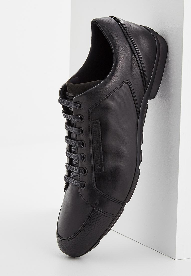 Мужские кроссовки Emporio Armani X4C468 XL021: изображение 4