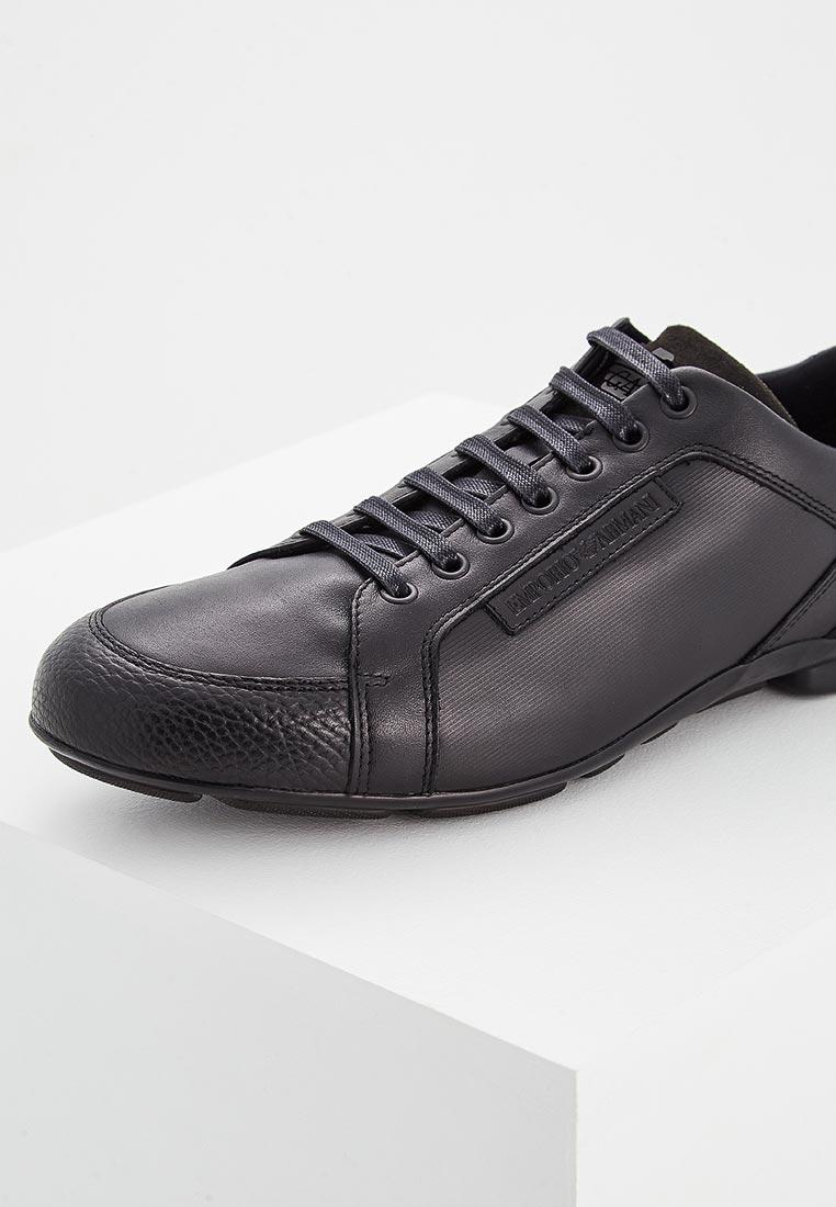 Мужские кроссовки Emporio Armani X4C468 XL021: изображение 5