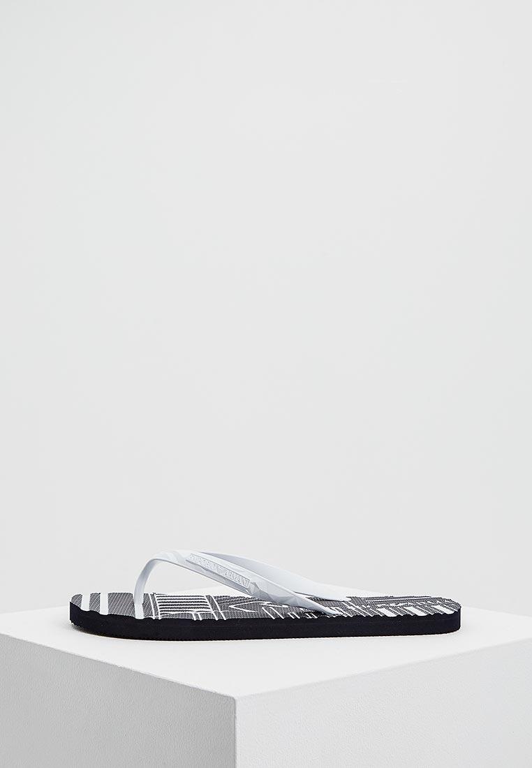 Мужские сланцы Emporio Armani x4p070 XD127