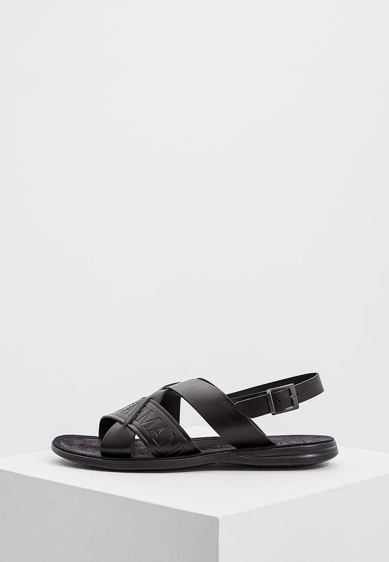 Мужские сандалии Emporio Armani x4p061 XL271