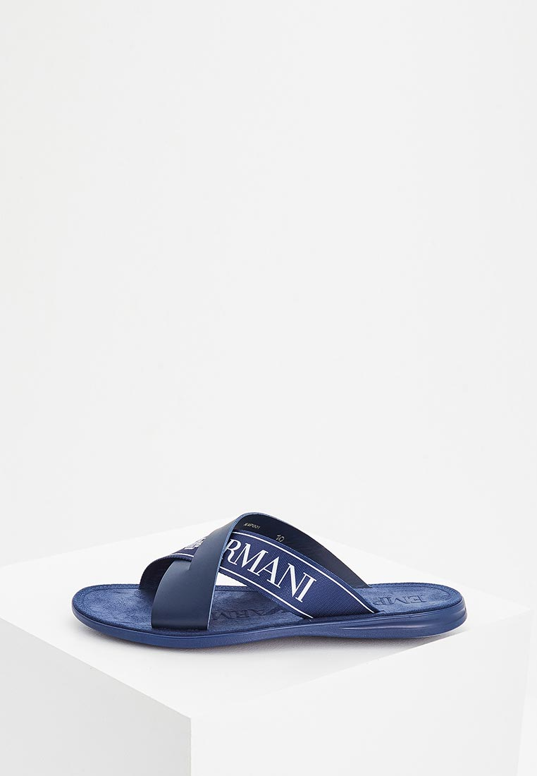 Мужские сандалии Emporio Armani x4p001 XAL73