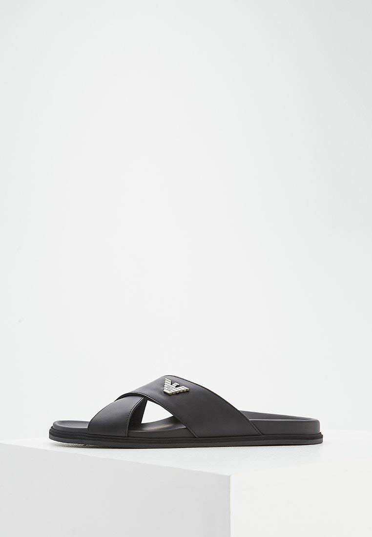 Мужские сандалии Emporio Armani x4p067 XC061