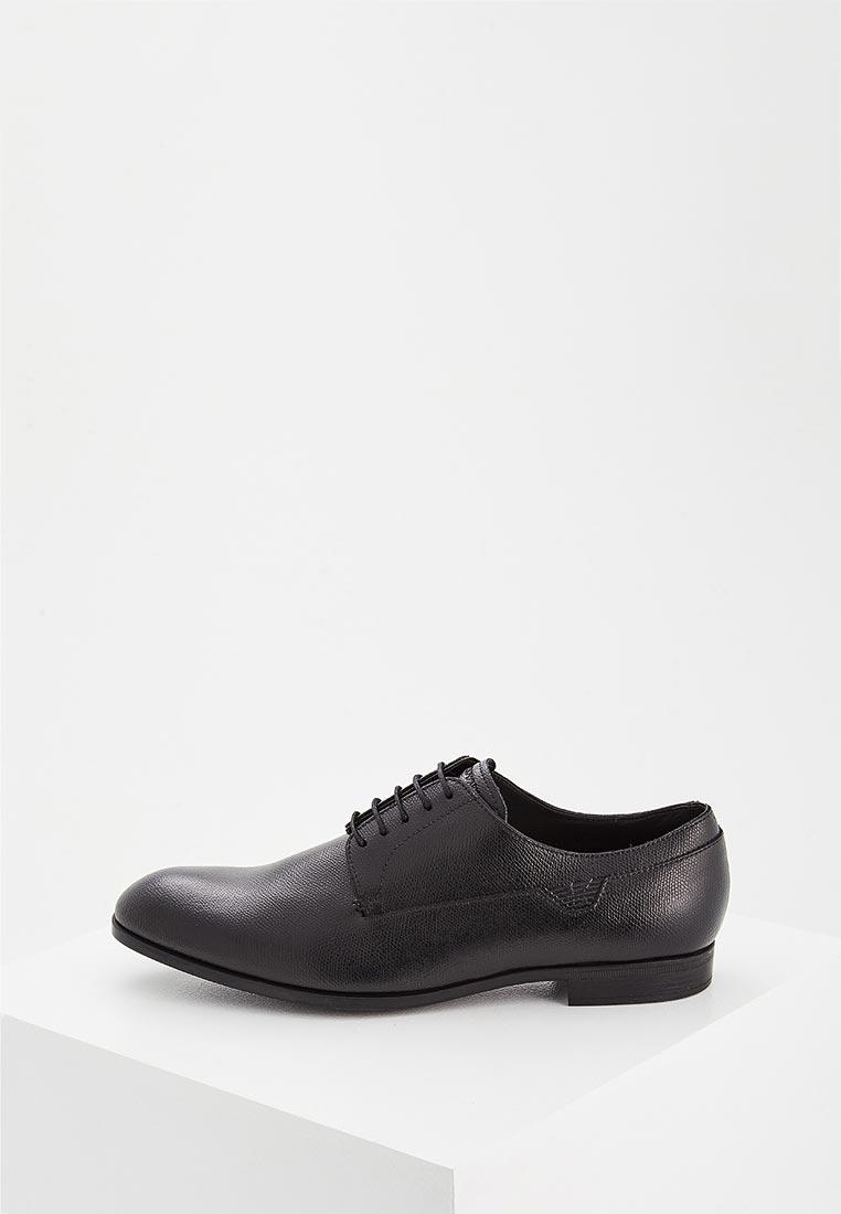 Мужские туфли Emporio Armani x4c347 XF127
