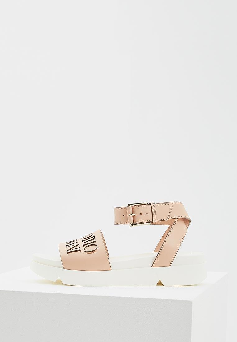 Женские сандалии Emporio Armani x3u063 xf195