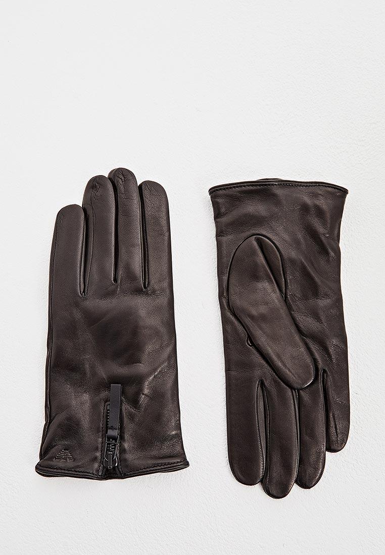 Мужские перчатки Emporio Armani (Эмпорио Армани) 624509 8A246