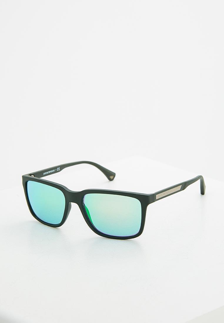 Мужские солнцезащитные очки Emporio Armani 0EA4047