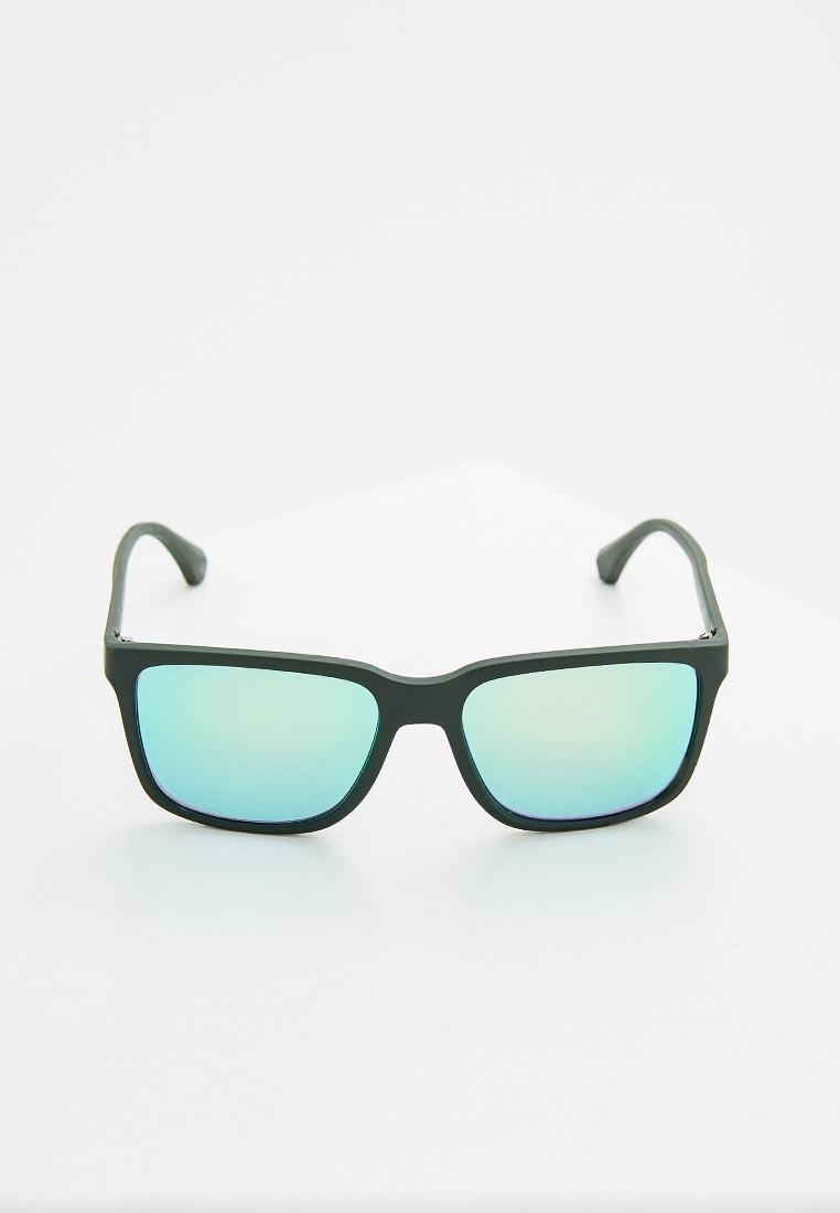 Мужские солнцезащитные очки Emporio Armani 0EA4047: изображение 2