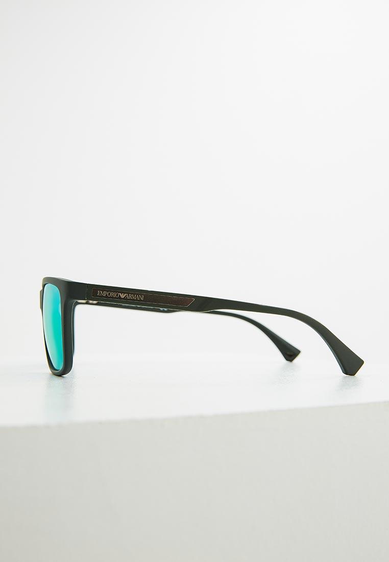 Мужские солнцезащитные очки Emporio Armani 0EA4047: изображение 3