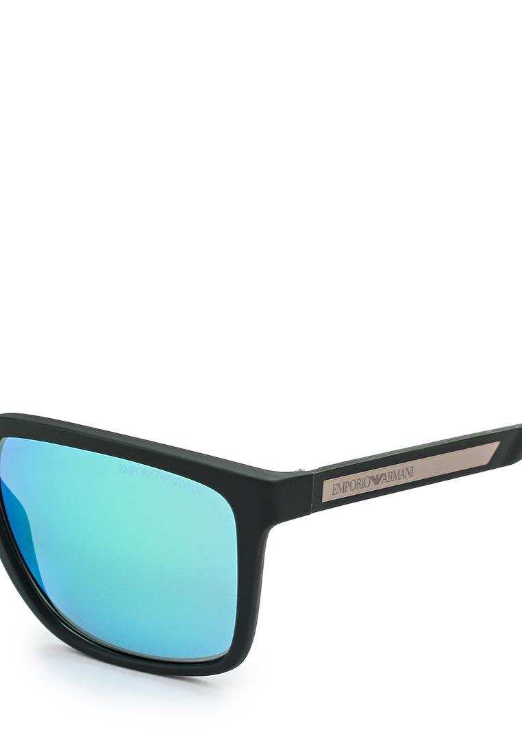 Мужские солнцезащитные очки Emporio Armani 0EA4047: изображение 6