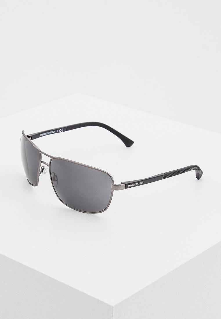 Мужские солнцезащитные очки Emporio Armani 0EA2033
