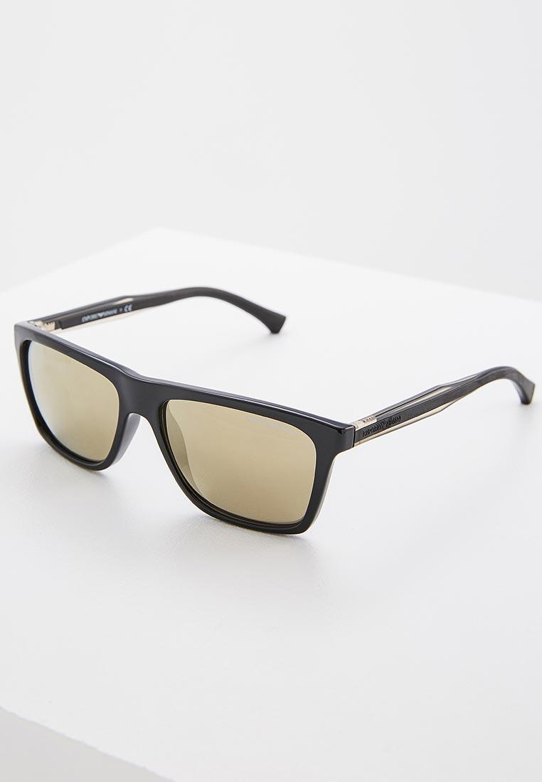 Мужские солнцезащитные очки Emporio Armani 0EA4001