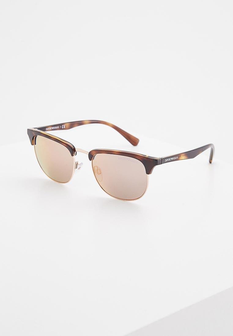 Мужские солнцезащитные очки Emporio Armani 0EA4072
