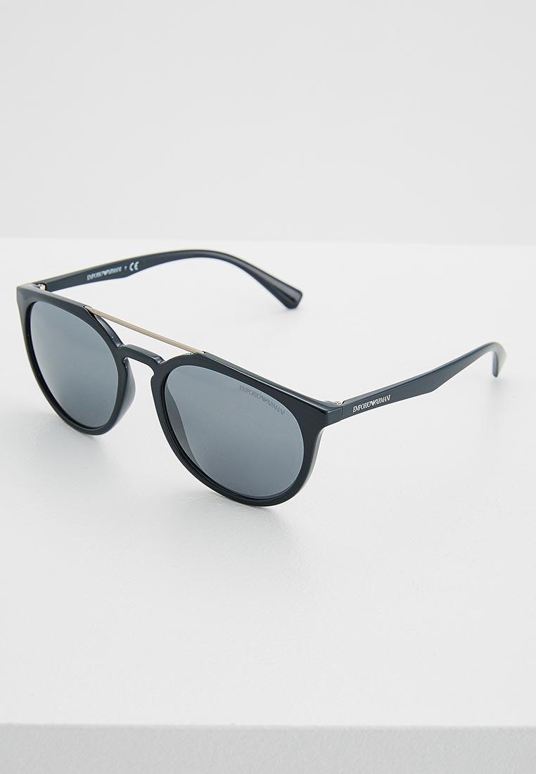 Мужские солнцезащитные очки Emporio Armani 0EA4103