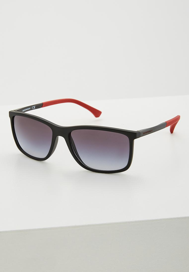 Мужские солнцезащитные очки Emporio Armani 0EA4058