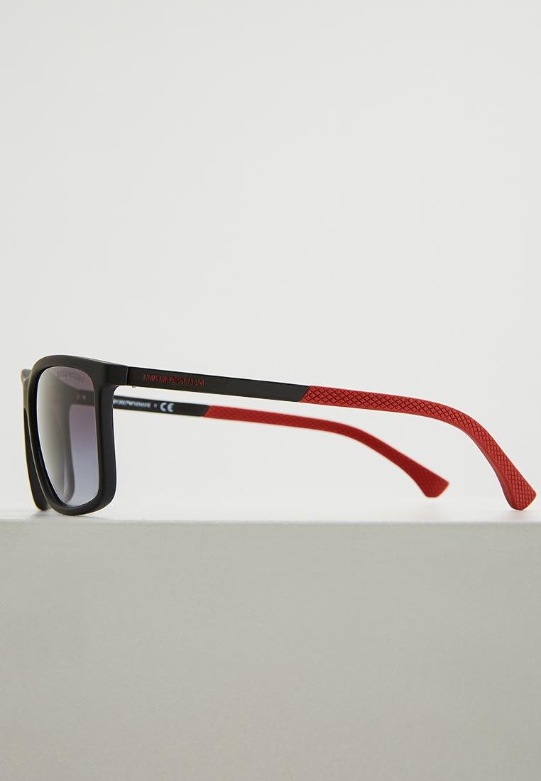 Мужские солнцезащитные очки Emporio Armani 0EA4058: изображение 3