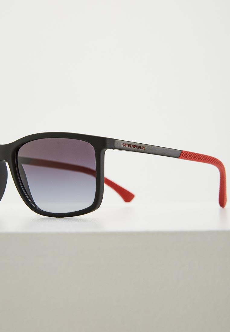 Мужские солнцезащитные очки Emporio Armani 0EA4058: изображение 4