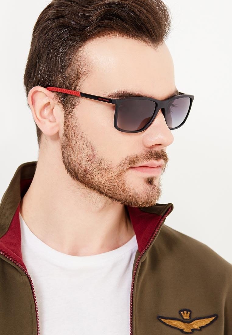Мужские солнцезащитные очки Emporio Armani 0EA4058: изображение 6