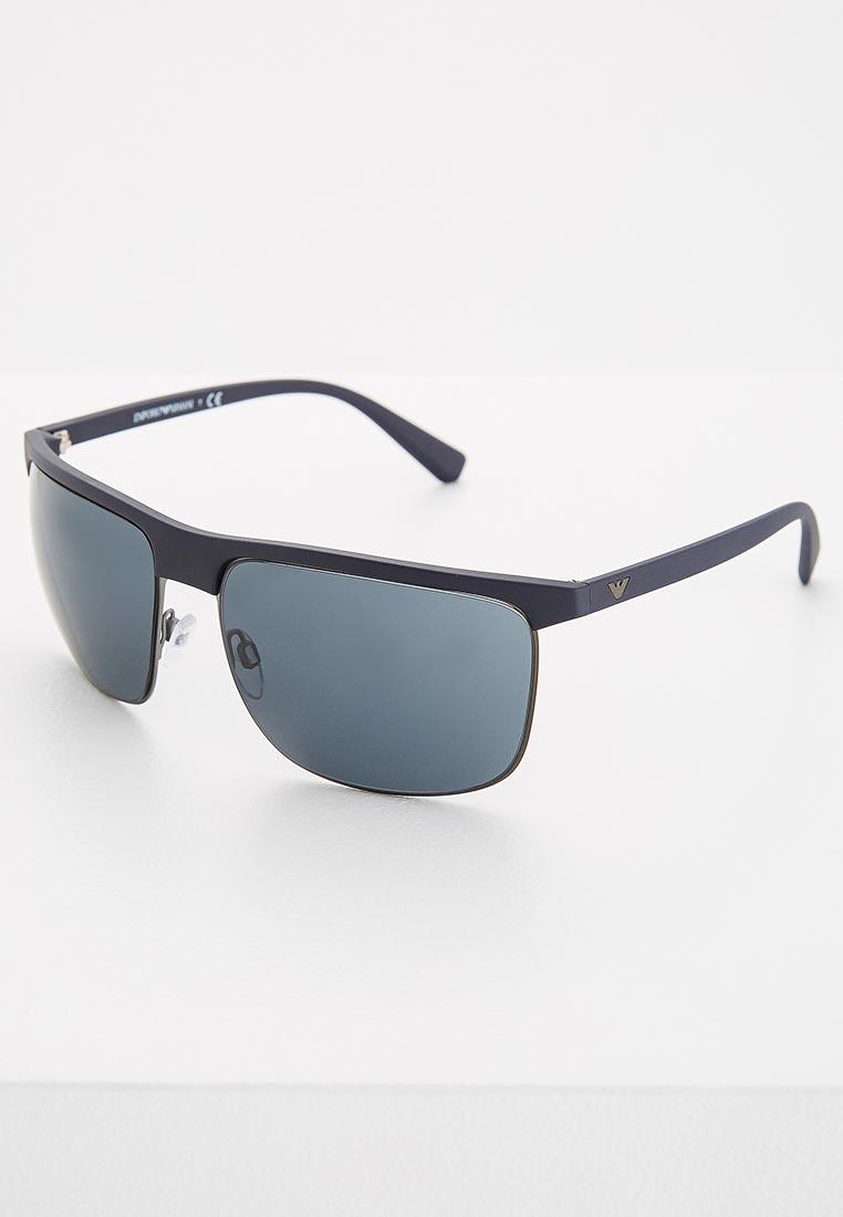 Мужские солнцезащитные очки Emporio Armani 0EA4108