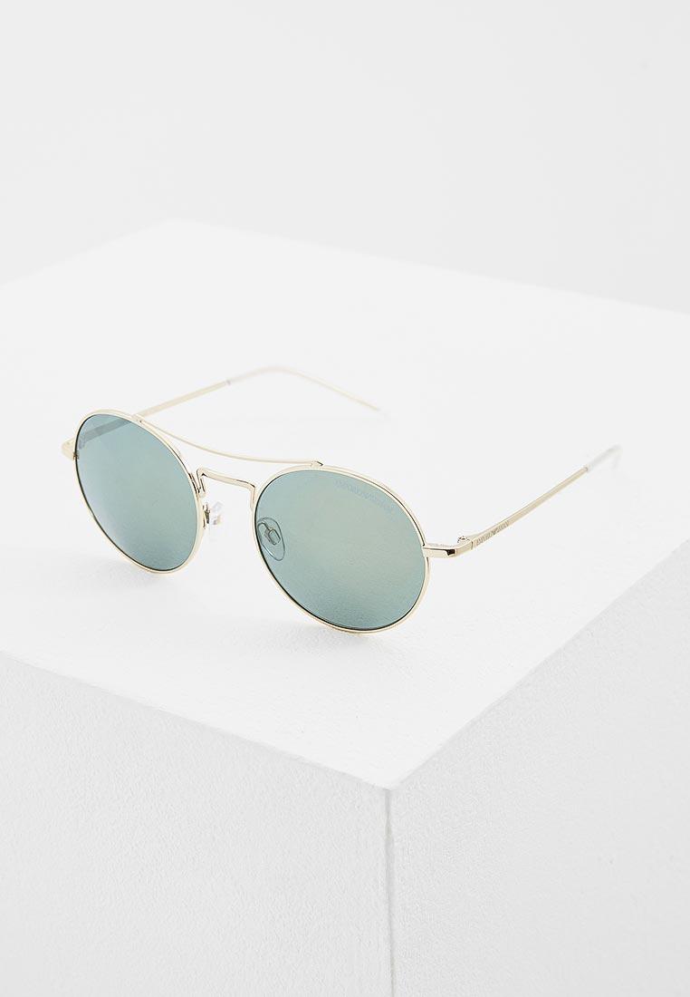 Женские солнцезащитные очки Emporio Armani 0EA2061