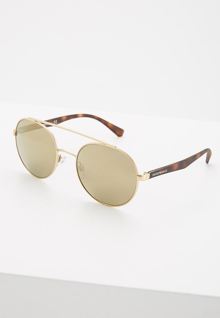 Женские солнцезащитные очки Emporio Armani 0EA2051
