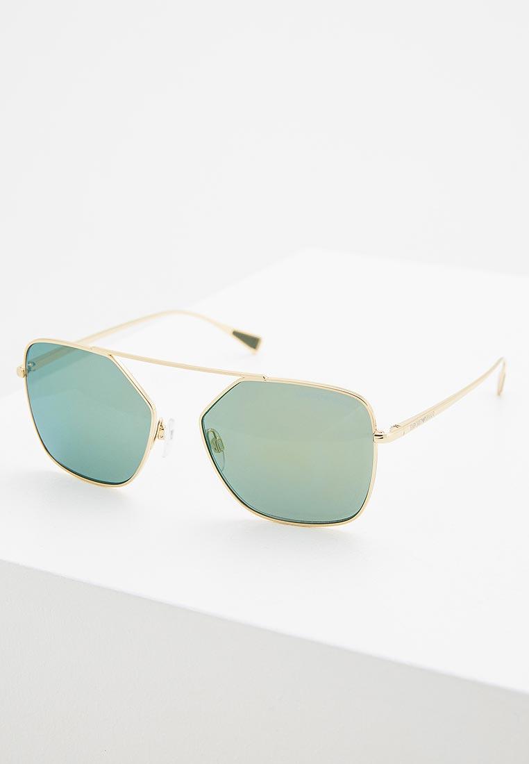 Женские солнцезащитные очки Emporio Armani 0EA2053