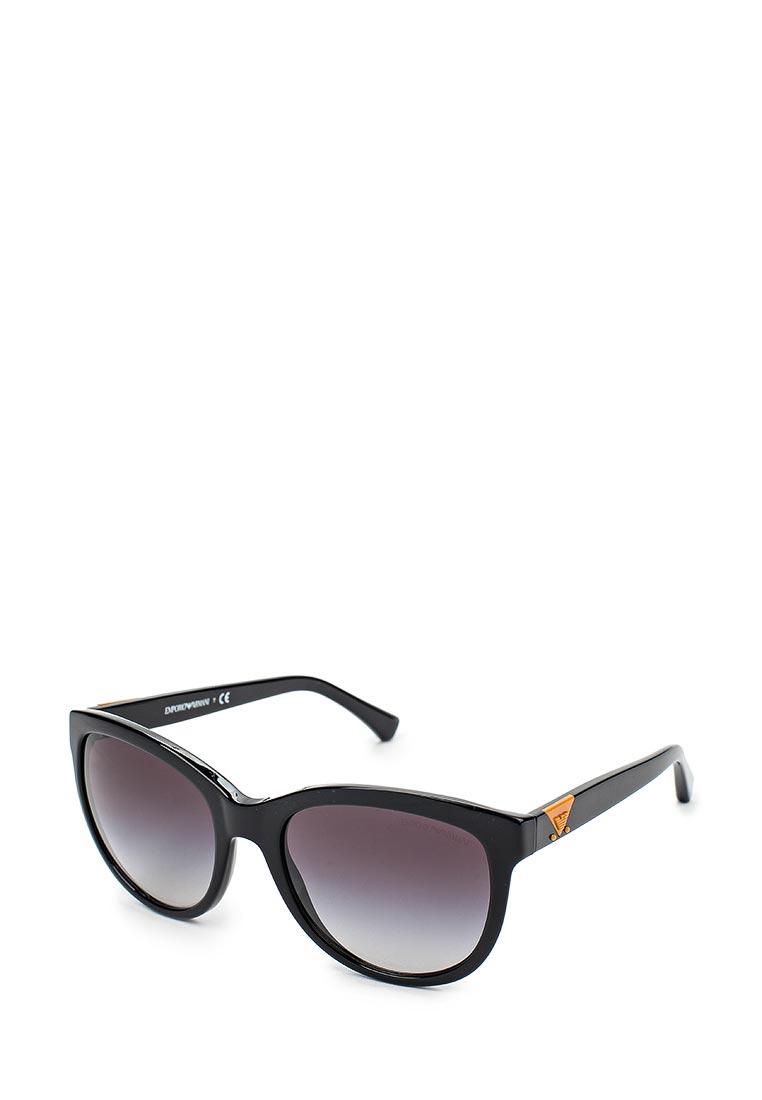 Женские солнцезащитные очки Emporio Armani 0EA4076